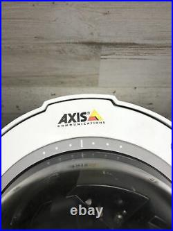 Used AXIS Q6045-E PTZ Exterior Dome Network Camera1080P, day/ night