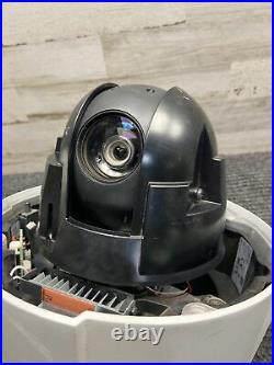 Used AXIS Q6045-E PTZ Exterior Dome Network Camera1080P, day/night MIssing Dome