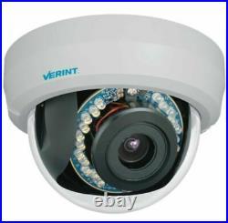 Verint V4530FD-DN IP Wide Dynamic Range Cameras. 3MP Day Night