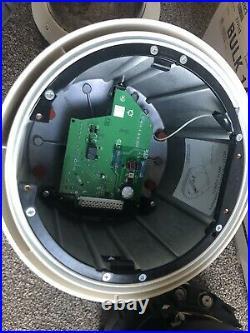 Vicon SVFT-W23C 1/4 inch day/night outdoor PTZ camera kit CCTV + 2nd camera