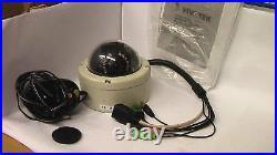 Vivotek Vandal-Proof Network Dome day/night Camera FD6121V EXPRESS SHIPPING