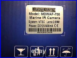 WATERPROOF MARINE IR DAY NIGHT VISION DOCKING BACKUP CAMERA for Raymarine C140W